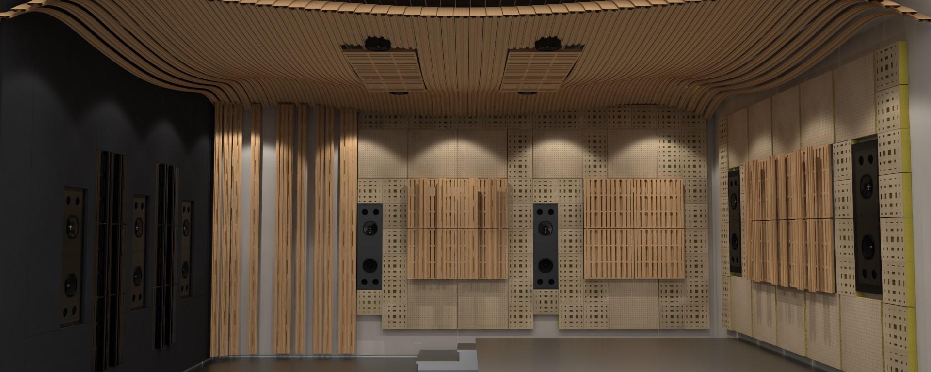 Theatre Acoustics Before Fabric